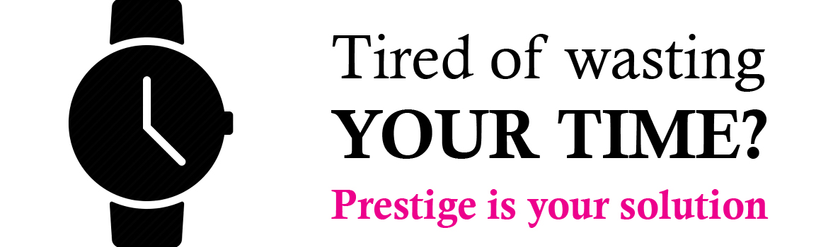 Prestige DMV Service - Tired of Wasting Your Time? Prestige is Your Solution